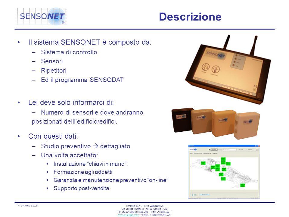 V1 Diciembre 2008 Tirrenia S.r.l. - p.iva 00261560106 Via Jacopo Ruffini, 2 - 16128 Genova (GE) Tel: 010.561.456/010.586.903 - Fax: 010.588.442 - www.