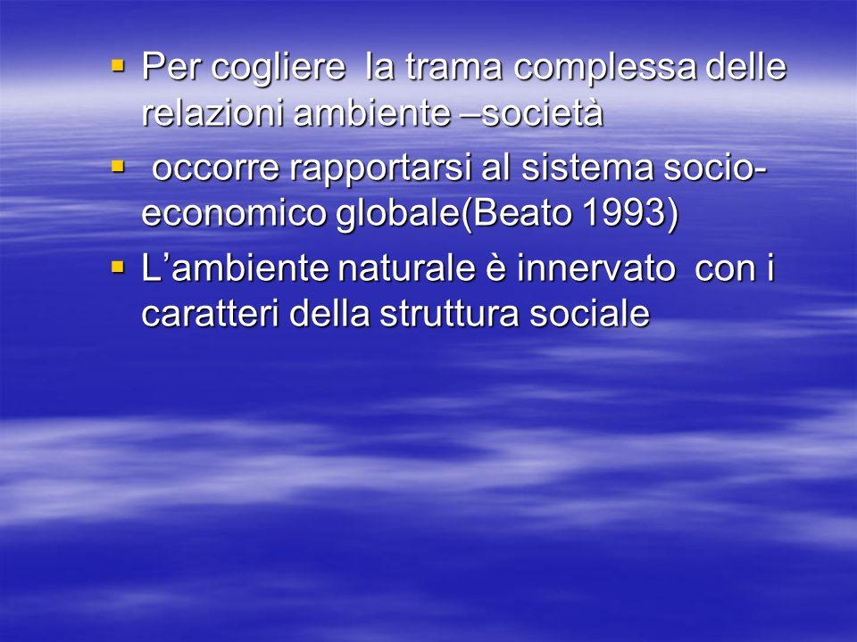 La scelta sulla base del concetto digovernance La scelta sulla base del concetto digovernance strumenti di policy - la Via e la Seveso - dovrà essere strumenti di policy - la Via e la Seveso - dovrà essere partecipativa : comunicazione, consultazione, deliberazione pubblica.