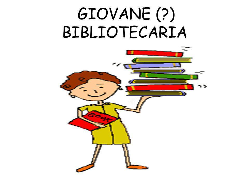GIOVANE (?) BIBLIOTECARIA