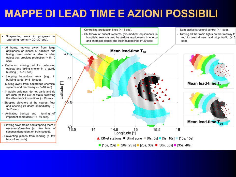 ERGO - E A R LY WARNIN G DEM O E un visualizzatore grafico che illustra il funzionamento di un sistema di Early Warning Sismico.
