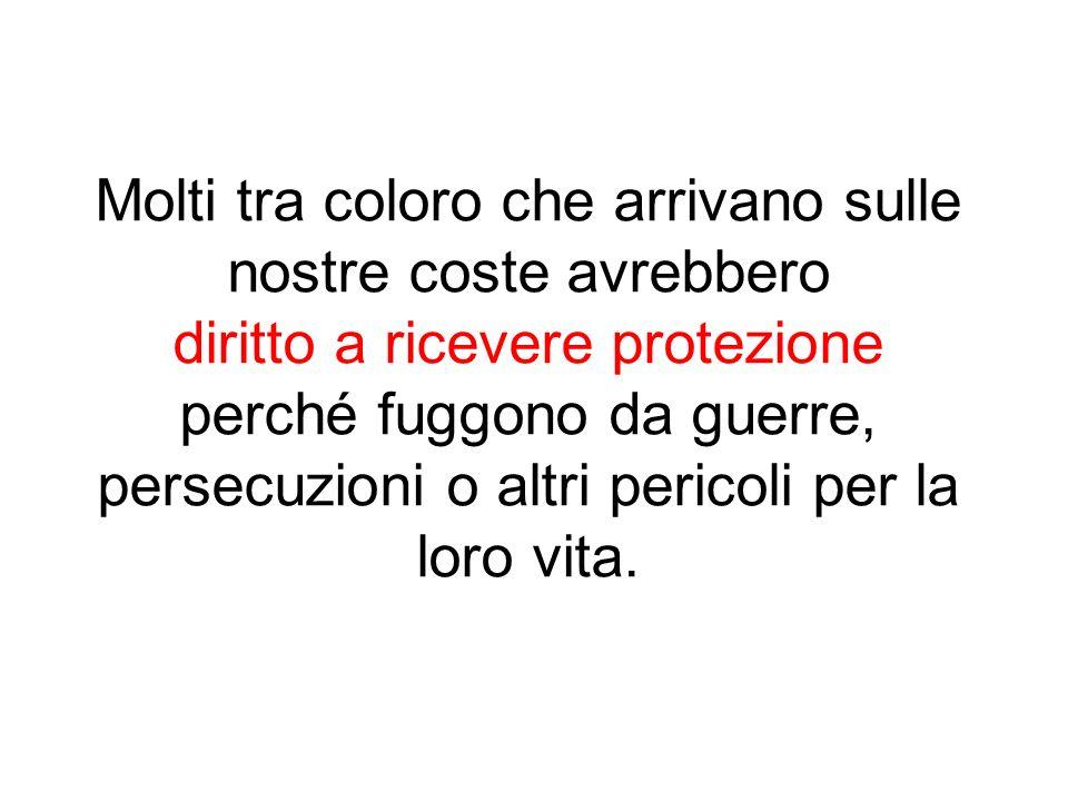 In Italia il diritto di asilo è garantito da: Costituzione italiana Art.