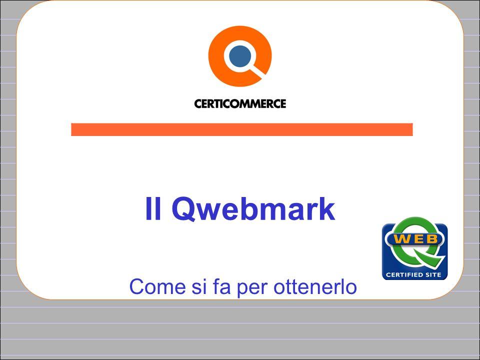 Come si fa per ottenerlo Il Qwebmark