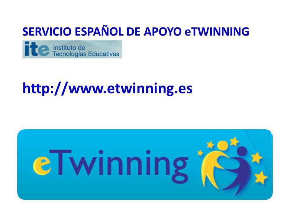 EUROPEAN WEB eTWINNING http://www.etwinning.net