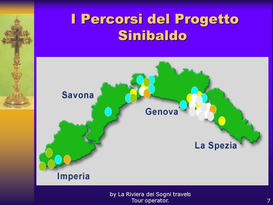 by La Riviera dei Sogni travels Tour operator.7 I Percorsi del Progetto Sinibaldo I Percorsi del Progetto Sinibaldo