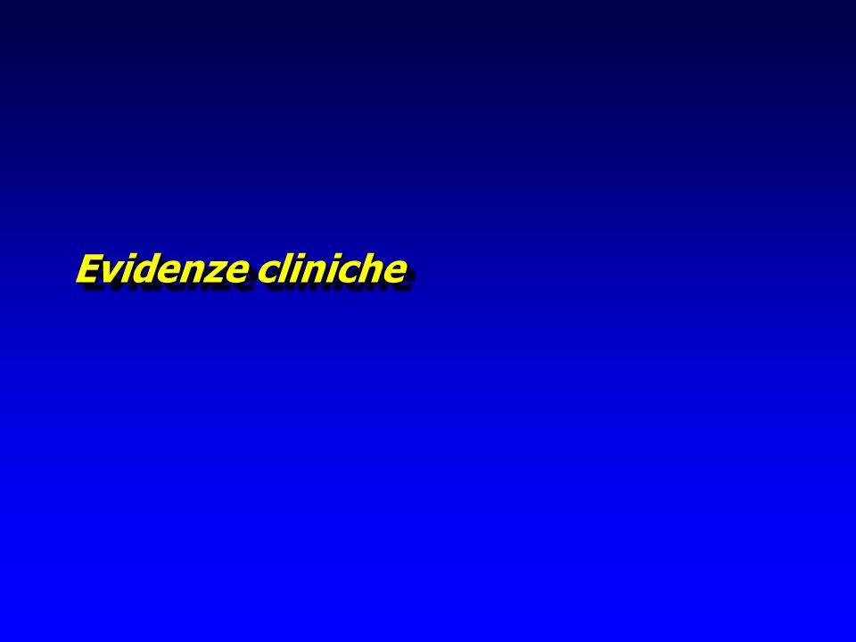 Evidenze cliniche