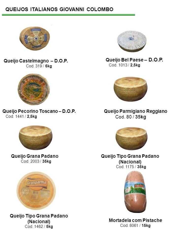 Funghi di Muschio em Óleo Cod.1180/ 1.7kg Funghi Champignon (Fatiado e temperado) em Óleo Cod.588 / 2.8kg FUNGHI EM VIDRO Funghi di Muschio Temperado em Óleo Cod.