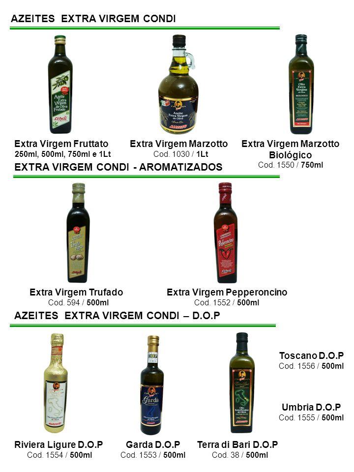 AZEITES EXTRA VIRGEM CAROLI Extra Virgem Monti Del Duca Cod.