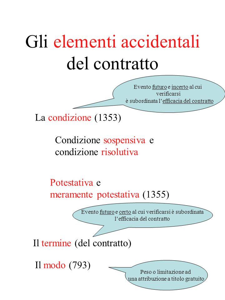 La clausola penale e la caparra La clausola penale (art.