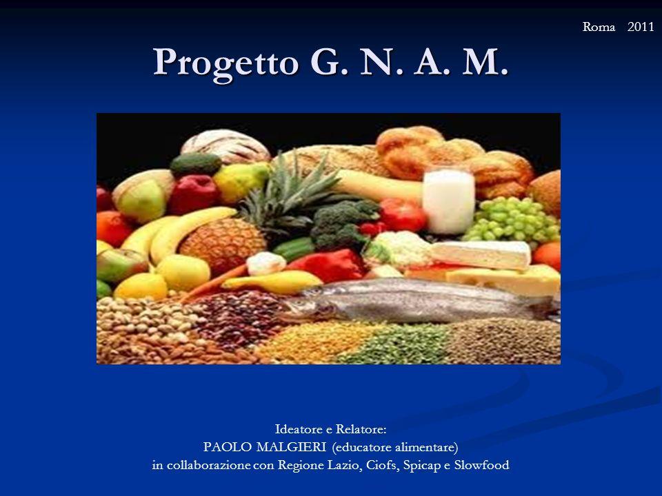 Progetto G.N. A. M.