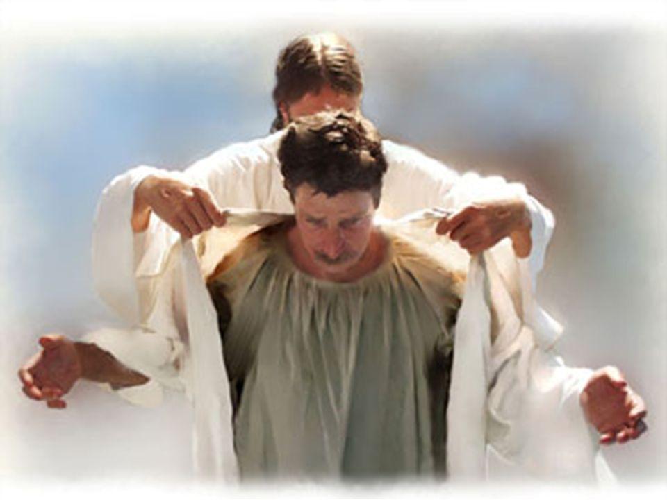 Infatti voi tutti che siete stati battezzati in Cristo vi siete rivestiti di Cristo. Galati 3:27 e vi siete rivestiti del nuovo, che si va rinnovando