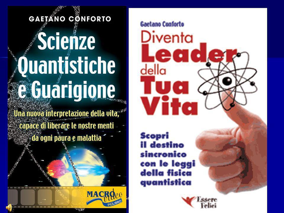 Gaetano Conforto - Le relazioni www.gaetanoconforto.com Libertà di coscienza Piena responsabilità nel creare la propria vita, salute e successo, senza