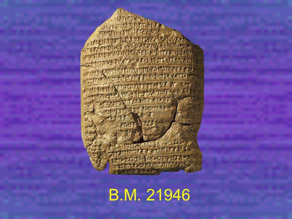 B.M. 21946