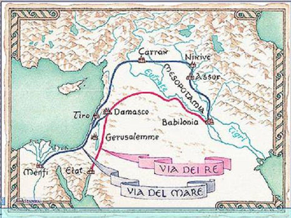 Nella Bibbia lAssiria significò oppressione, Babilonia potenza.