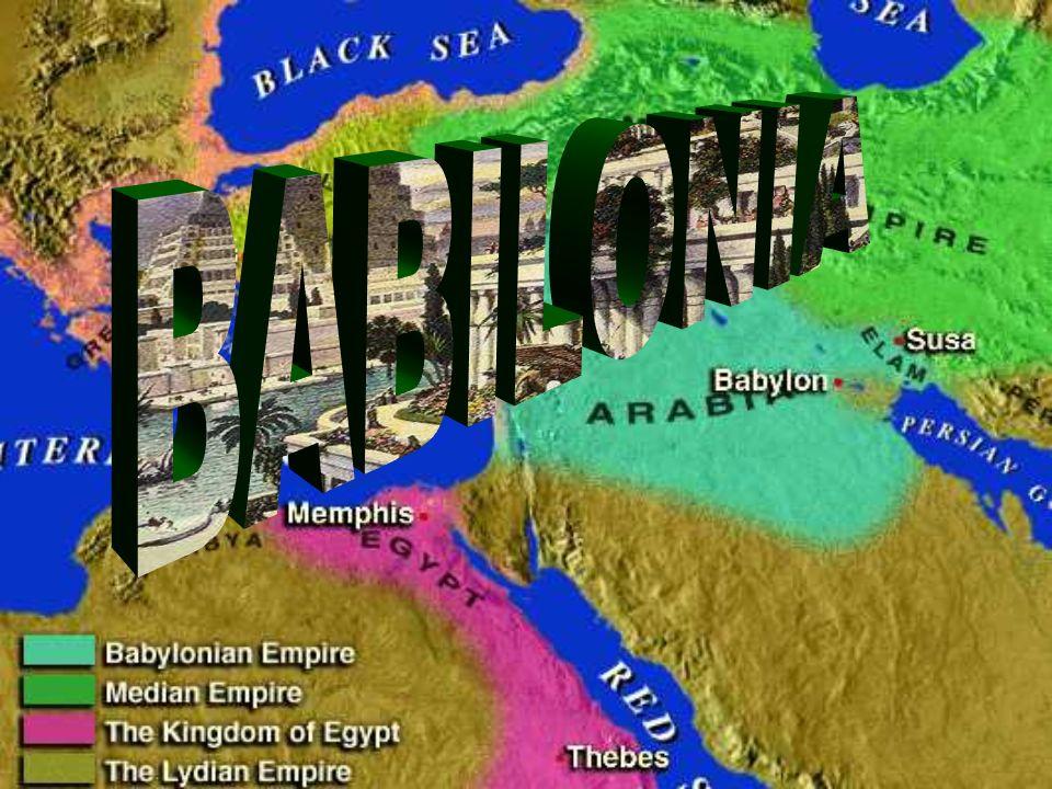 BABILONIA 609-539 a.C.