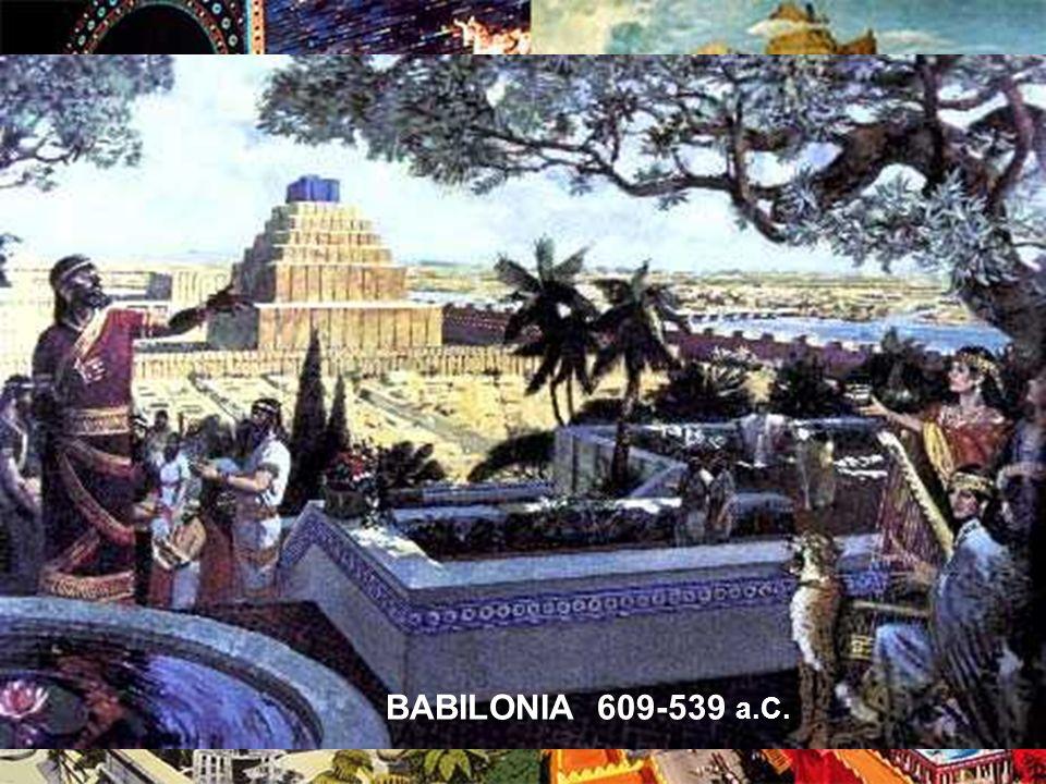 Daniele spiega la visione a Nabucodonosor