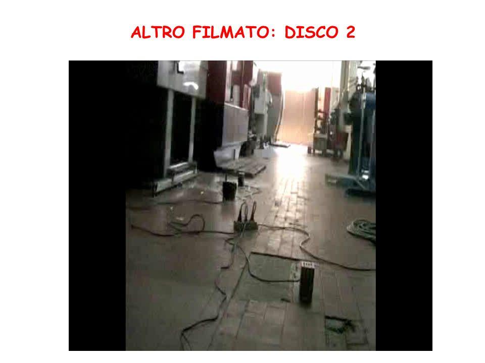 ALTRO FILMATO: DISCO 2