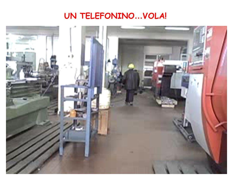 UN TELEFONINO … VOLA!