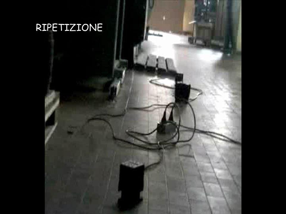 REGISTRAZIONE DELLE TENSIONI INDOTTE