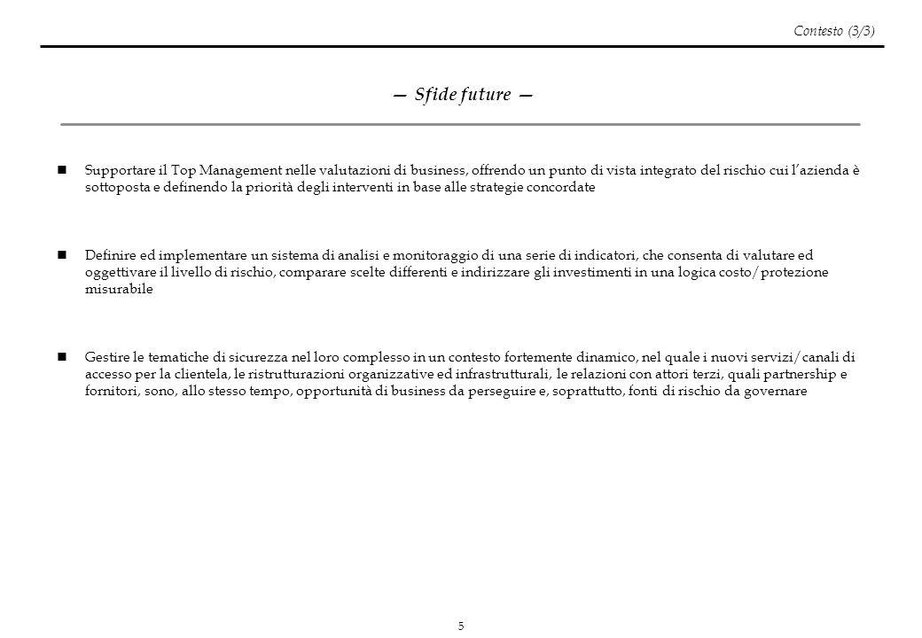 16 Referenze italiane (2/6) SistemiOrganizzazione Sviluppo Telecomunicazioni Sistemi Sicurezza Informatica Sicurezza Corporate...