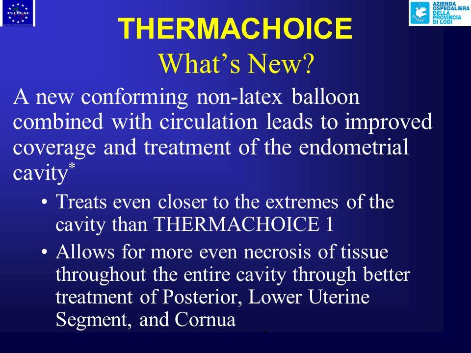 Conclusions of Cochrane review « Endometrial destruction techniques for heavy menstrual bleeding », 2007 Endometrial ablation techniques continue to p