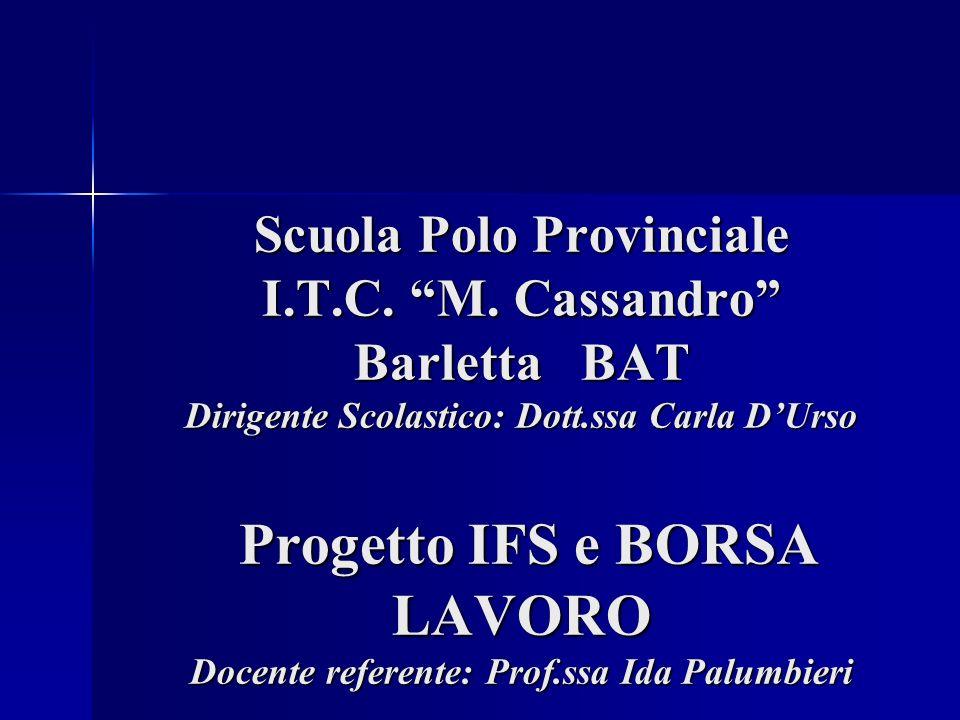 Scuola Polo Provinciale I.T.C.M.