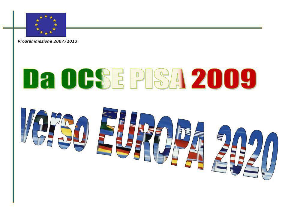 Programmazione 2007/2013
