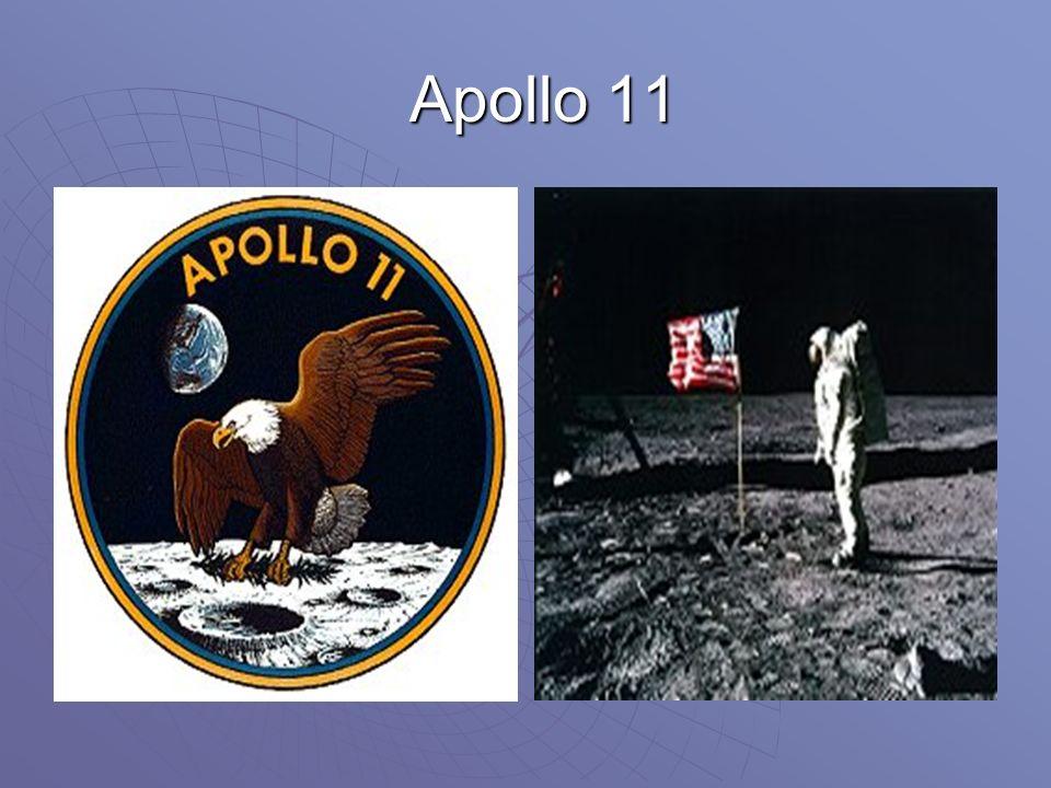 Apollo 11 Apollo 11