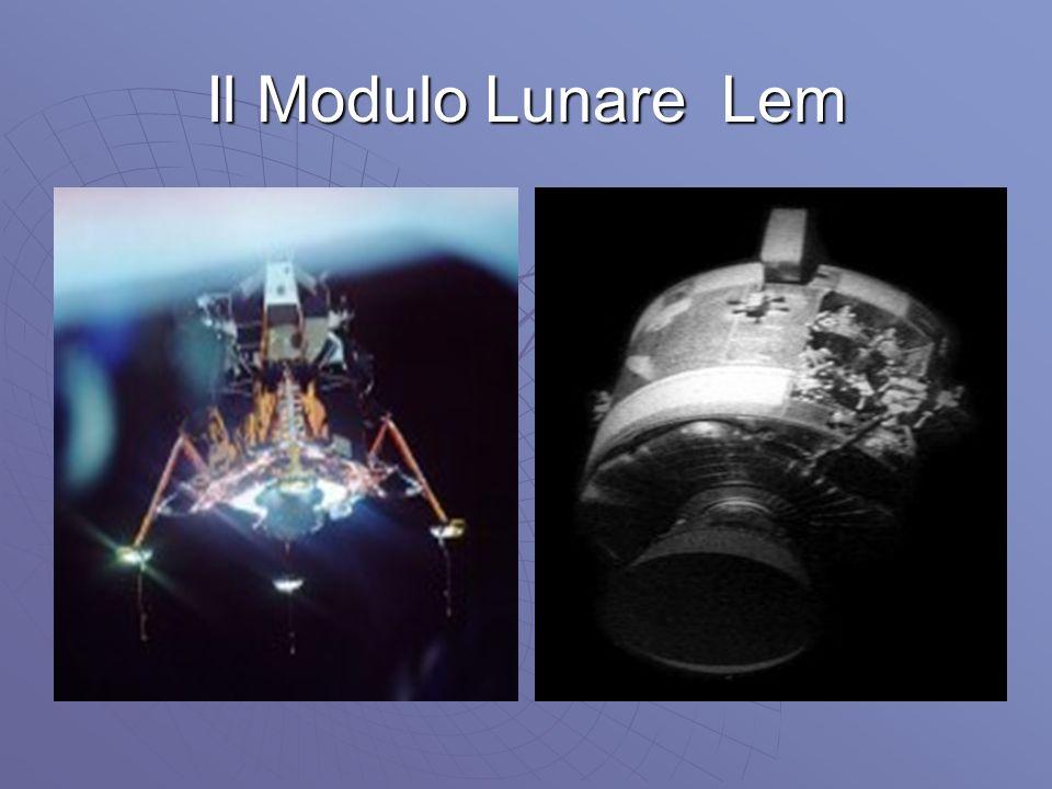 Il Modulo Lunare Lem