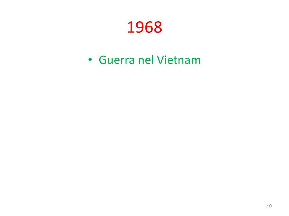 1968 Guerra nel Vietnam 40