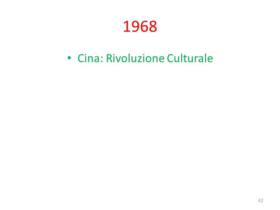 1968 Cina: Rivoluzione Culturale 42