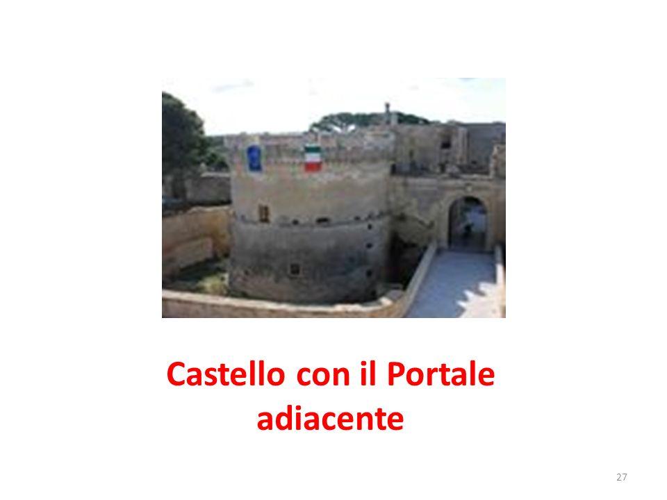 Castello con il Portale adiacente 27