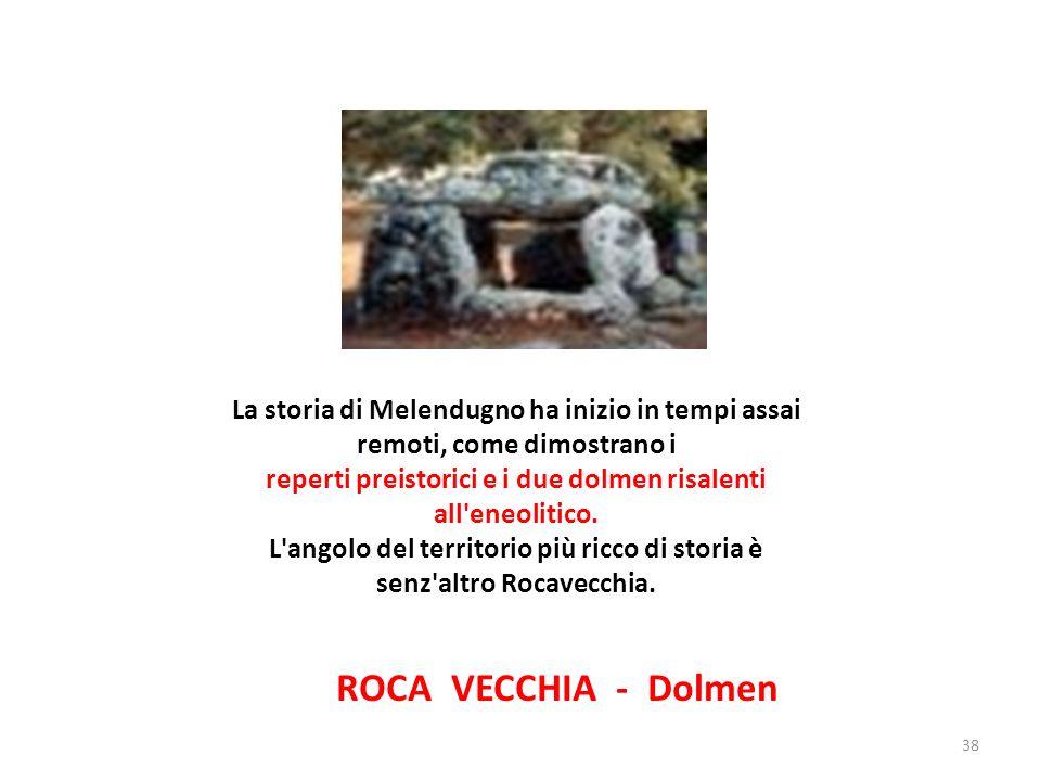 ROCA VECCHIA 39