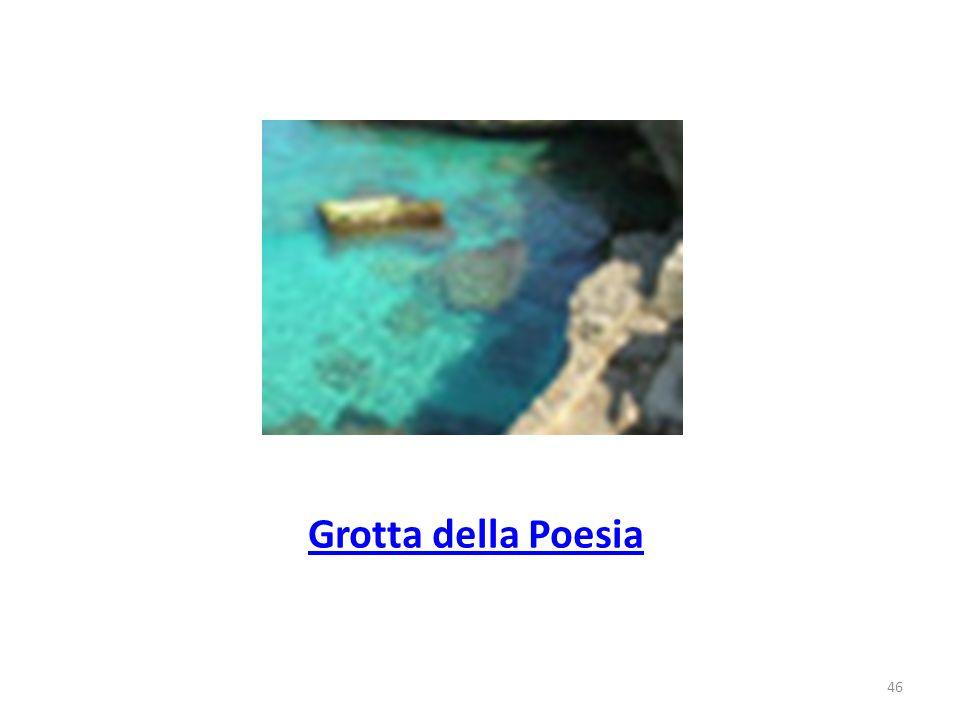 47 Si narra che una bellissima principessa amasse fare il bagno nelle acque salutifere della grotta; la sua bellezza era così folgorante che ben presto la notizia si diffuse in tutta la Puglia.