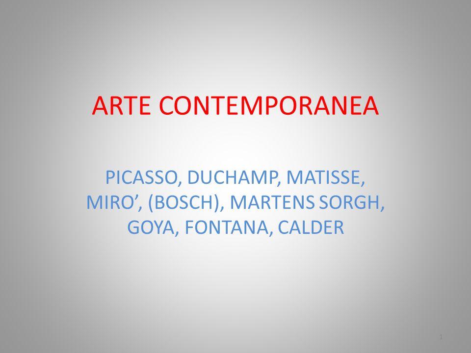 LARTE -PURA - DIDASCALICA – GIOCOSA – RELIGIOSA – CHE COMMUOVE- PATHOS-CHE DIVERTE – DI ROTTURA DEI CANONI TRADIZIONALI, DEI PROTOTIPI DEL PASSATO- Questa è larte di mirò o di sicuro dei suoi maestri più grandi: Picasso, Dalì, Goya, del surrealismo.