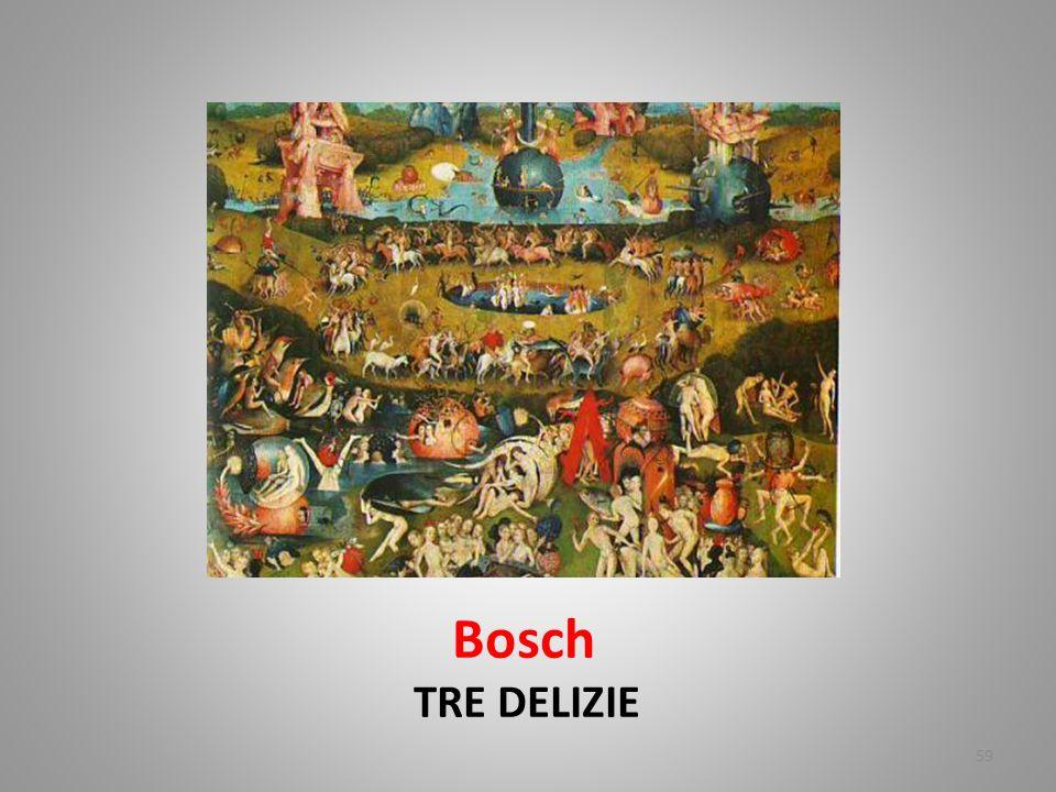 Bosch TRE DELIZIE 59
