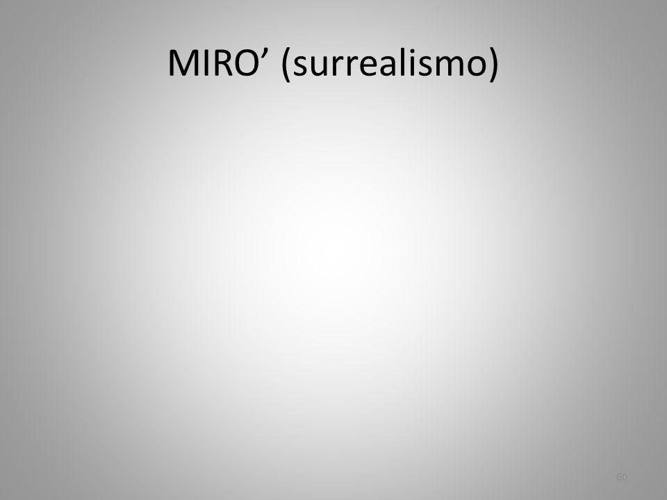 MIRO (surrealismo) 60