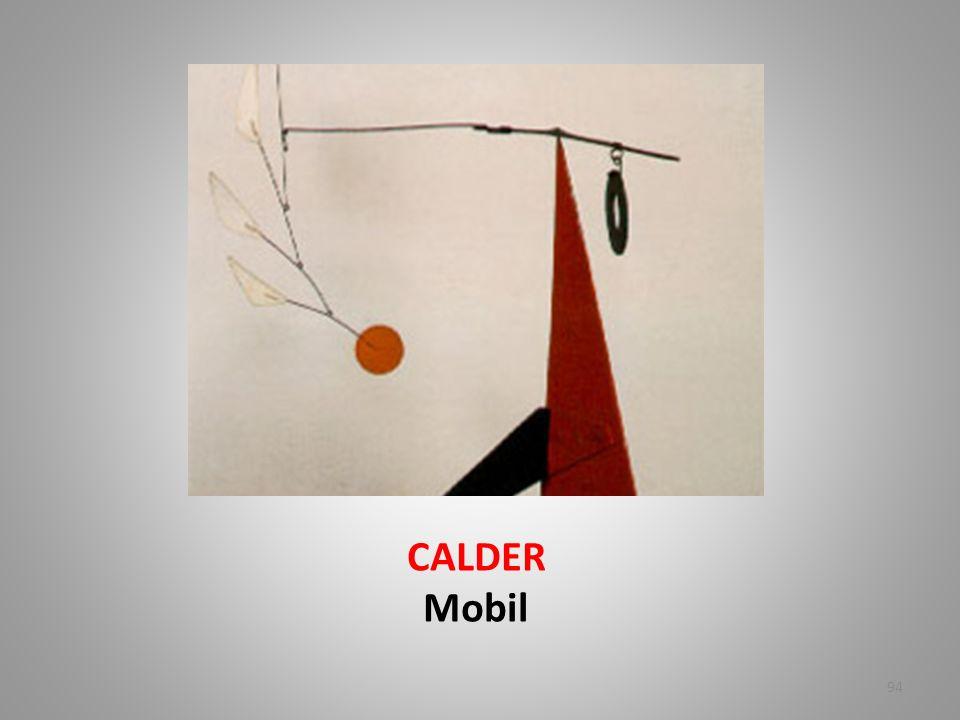 CALDER Mobil 94