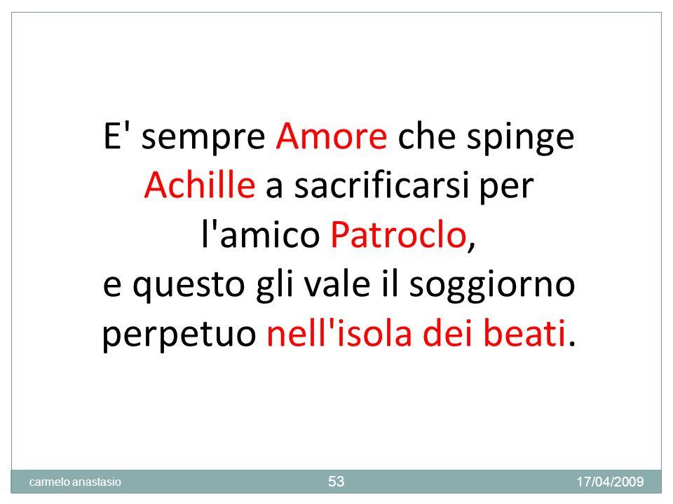DISCORSO DI PAUSANIA Imposta il suo discorso partendo dalla relazione esistente tra Afrodite ed Eros: infatti non c è Afrodite senza Eros.