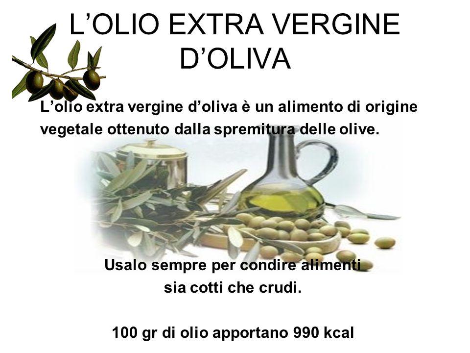 LOLIO EXTRA VERGINE DOLIVA Lolio extra vergine doliva è un alimento di origine vegetale ottenuto dalla spremitura delle olive. Usalo sempre per condir