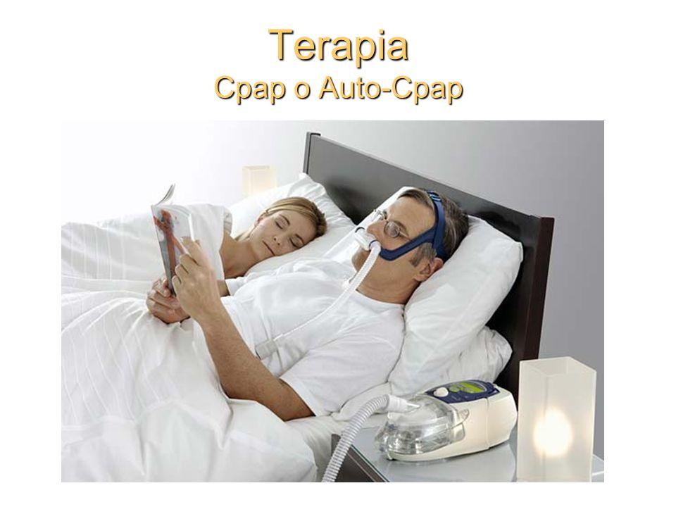 Terapia Cpap o Auto-Cpap