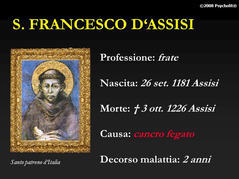 a cura della Dr.ssa Gioia Sgambescia e del dott. Carmelo Casella ©2008 Psycholit®
