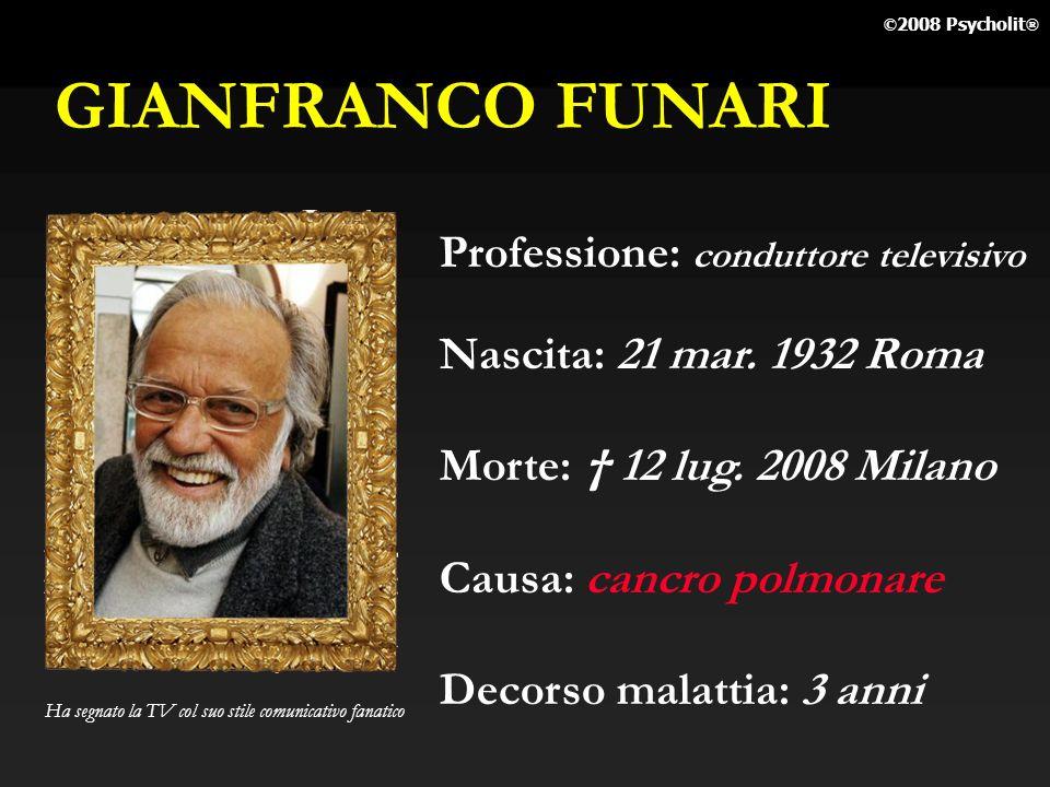PAOLO GIUNTELLA Professione: giornalista Rai Nascita: 5 ott. 1946 Roma Morte: 22 mag. 2008 Roma Causa: cancro Decorso malattia: anni Inviato del Tg1al