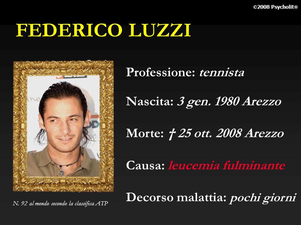 ANDREA STIMPFL Professione: calciatore Nascita: 1959 Bolzano Morte: 4 ott. 2008 Acitrezza (CT) Causa: leucemia fulminante Decorso malattia: breve Appr