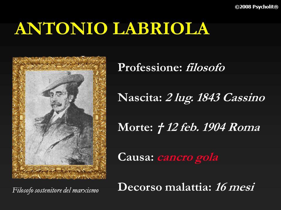 Raffaele Luigi Pecci LEONE XIII Professione: pontefice Nascita: 2 mar. 1810 Carpineto Romano Morte: 20 lug. 1903 Roma Causa: cancro polmoni Decorso ma