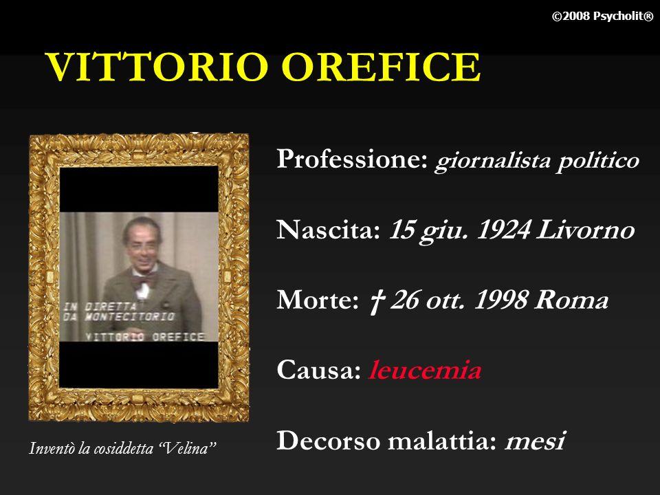LUCIO BATTISTI Professione: cantante Nascita: 5 mar. 1943 Poggio Bustone Morte: 9 set. 1998 Milano Causa: cancro reni Decorso malattia: 10 anni Grande