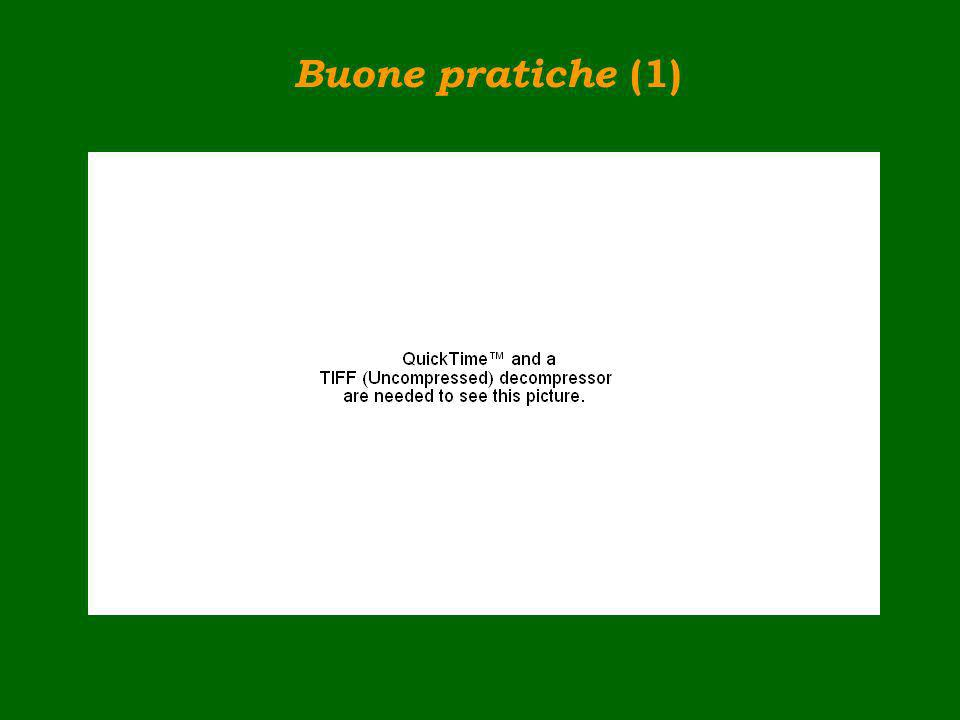 Buone pratiche (1)