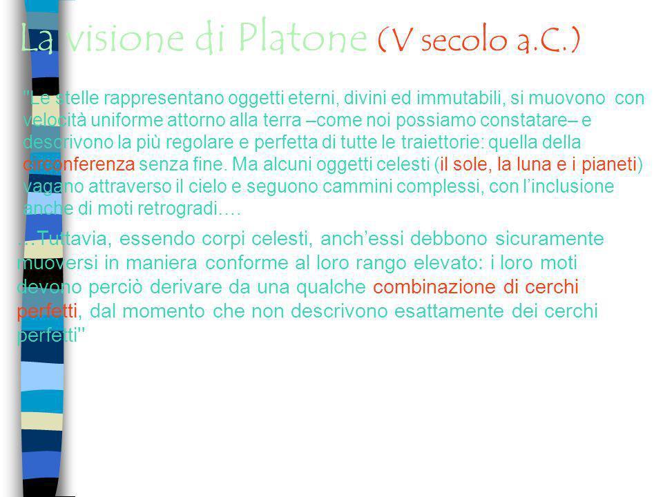 Aristotele le fasi della Luna le Eclissi Conservò una visione geocentrica n Studiò: le eclissi e le maree; n Appoggiò la teoria n geocentrica