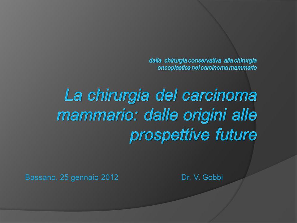 Bassano, 25 gennaio 2012 Dr. V. Gobbi