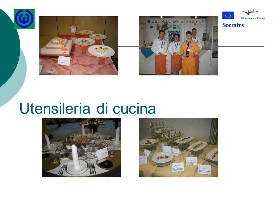 Utensileria di cucina