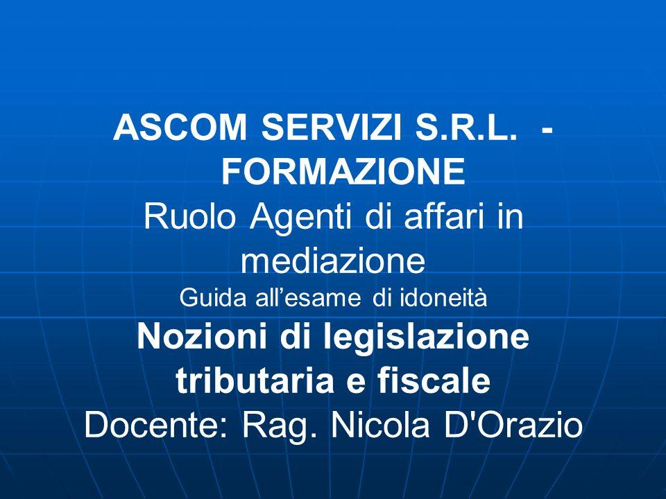 ASCOM SERVIZI S.R.L.